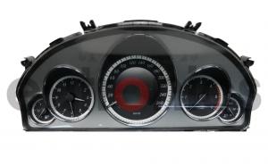 reparar cuadro instrumentos mercedes clase e w212