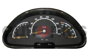 reparar cuadro instrumentos mercedes sprinter 901