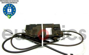 reparar freno estacionamiento electrico land rover santana