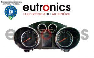 Cuadro Instrumentos Opel Astra J