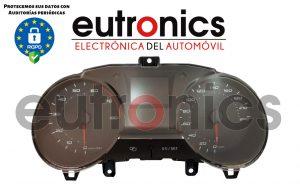 Reparar cuadro de instrumentos SEAT Ibiza