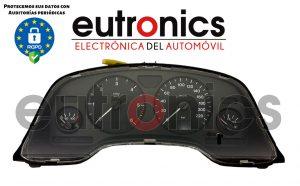 reparar cuadro instrumentos Opel Zafira A