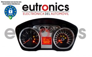 Cuadro de instrumentos Ford Focus II