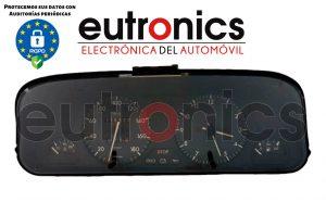 reparar cuadro instrumentos Peugeot 306