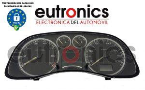 reparar cuadro instrumentos Peugeot 307