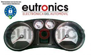 reparar cuadro instrumentos Peugeot 308