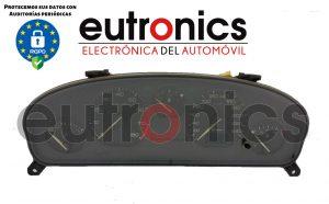 reparar cuadro instrumentos Peugeot 406
