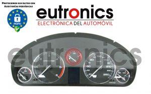 reparar cuadro instrumentos Peugeot 407