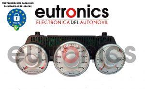 reparar cuadro instrumentos Peugeot 807