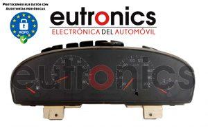 reparar cuadro instrumentos Peugeot 806