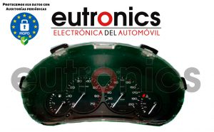 reparar cuadro instrumentos Peugeot Partner
