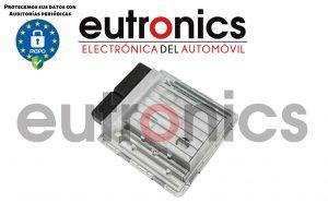 reparar centralita ford Serie SIM FORD 4S6112A650NA Siemens S120977013