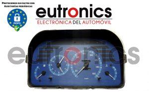 reparar cuadro instrumentos Renault Master II